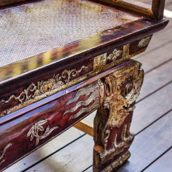 Dragon Bench