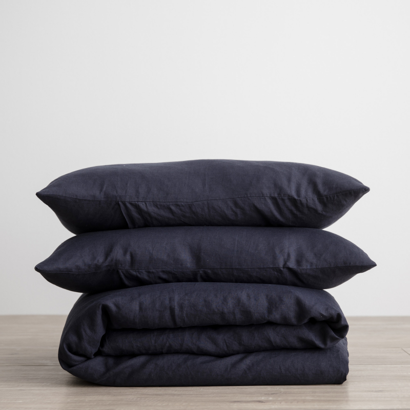 Navy duvet set from Monsoon Living Newcastle