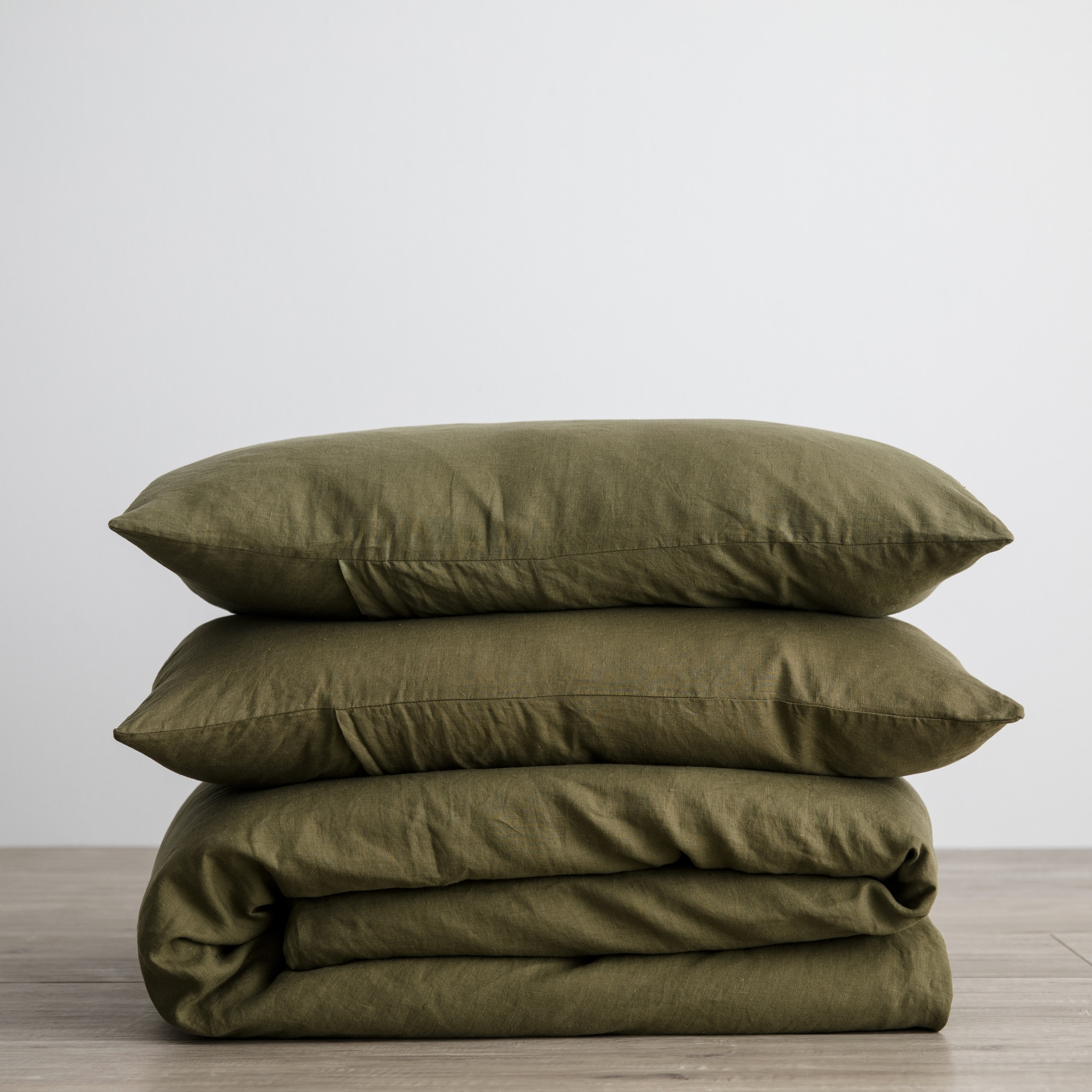 Olive duvet set from Monsoon Living Newcastle