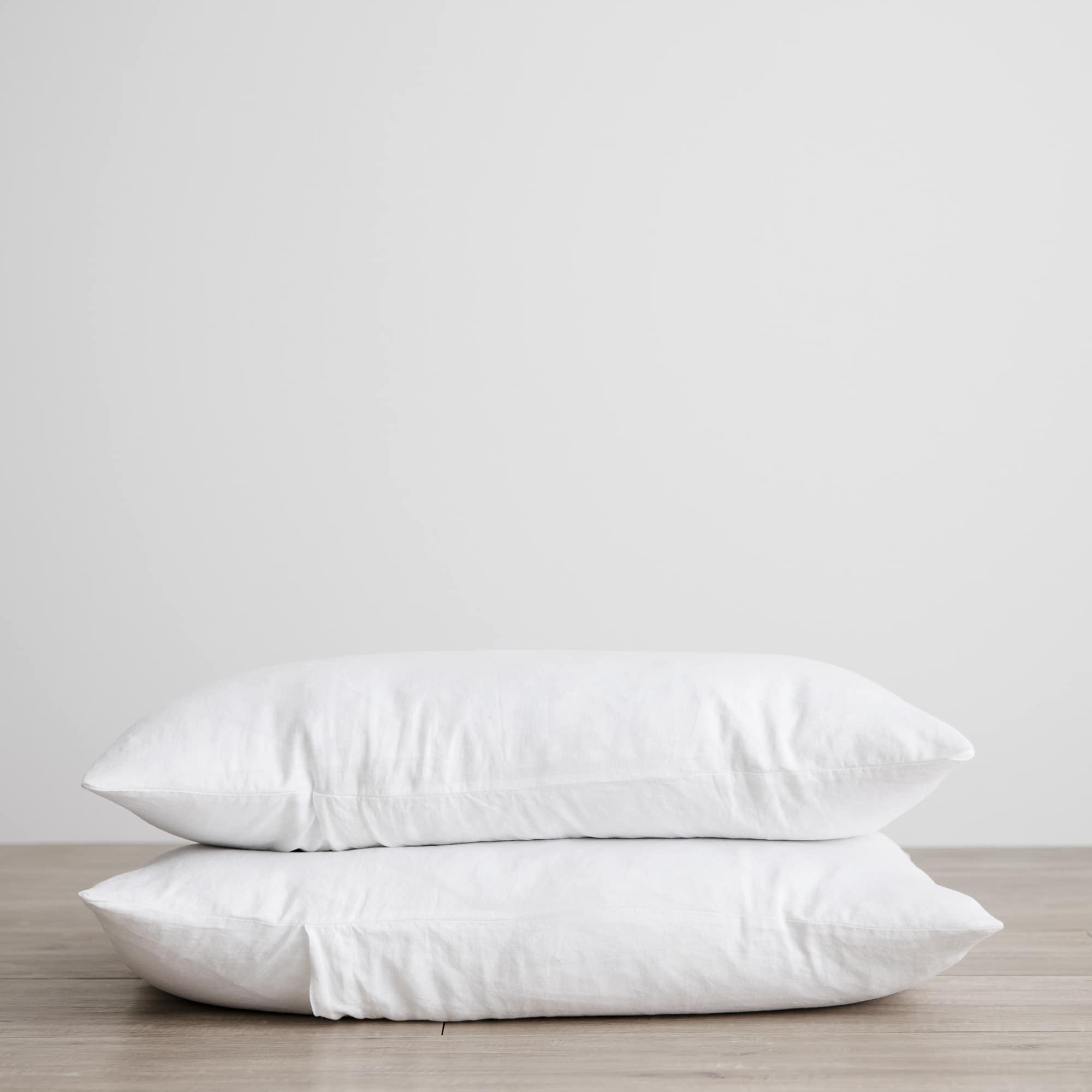 White pillowcases from Monsoon Living Newcastle