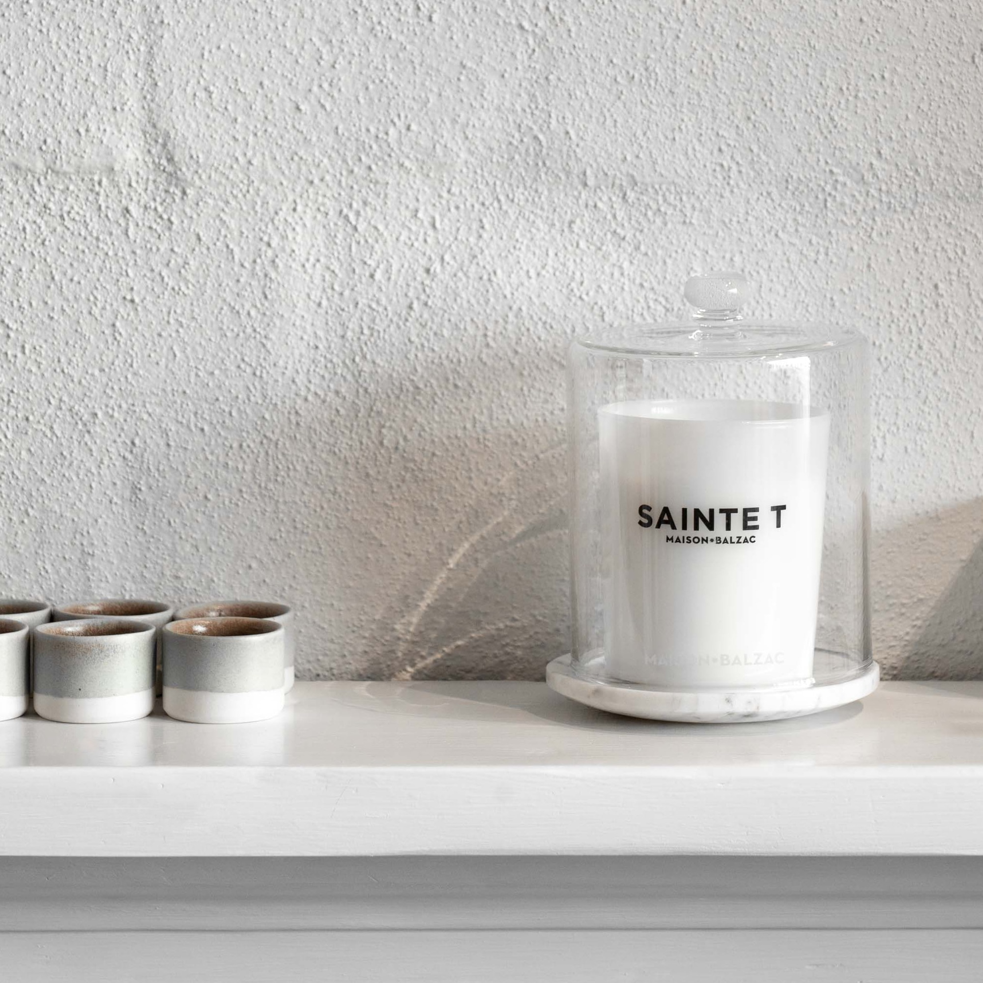 Sainte T large candle from Monsoon Living Newcastle