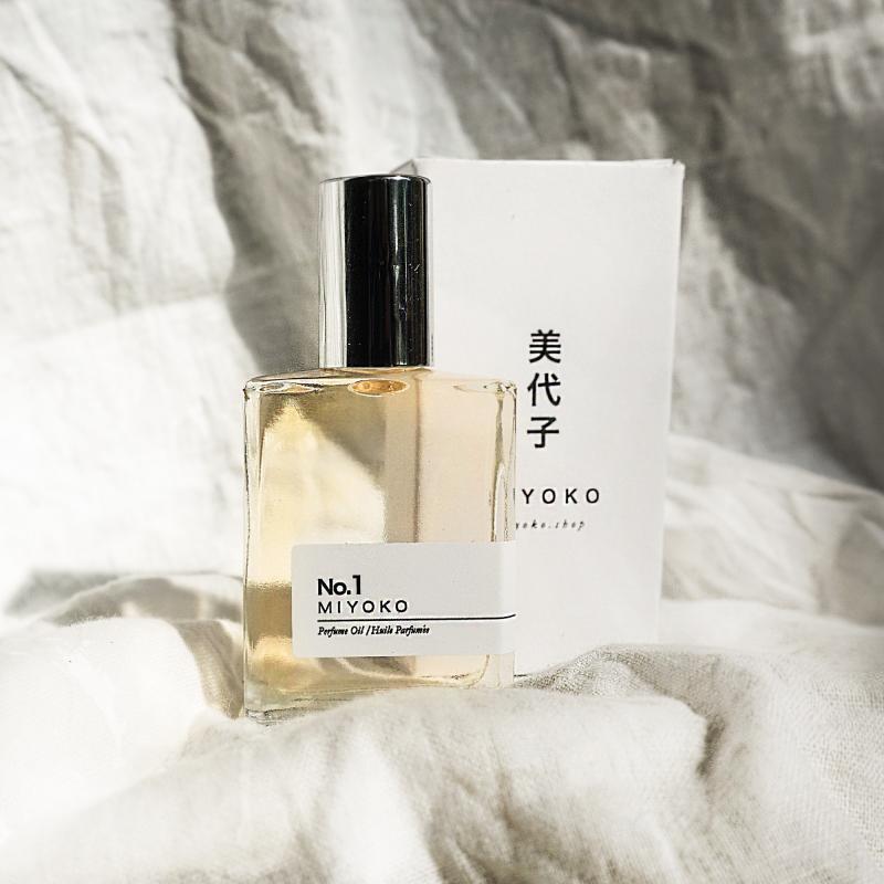 Miyoko perfume oil number one from Monsoon Living Newcastle