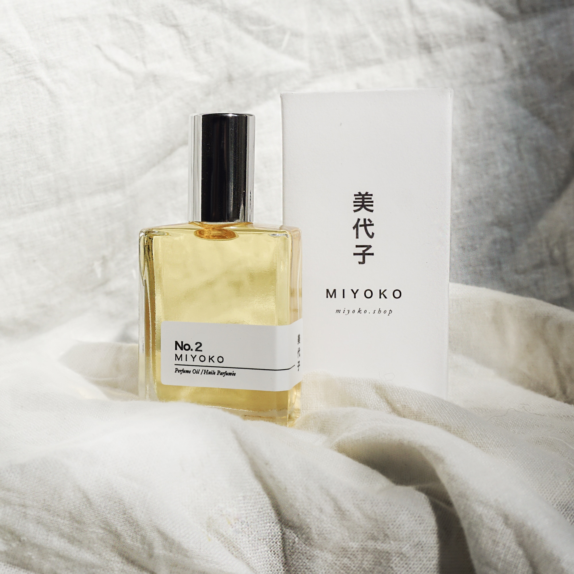 Miyoko perfume oil number two from Monsoon Living Newcastle