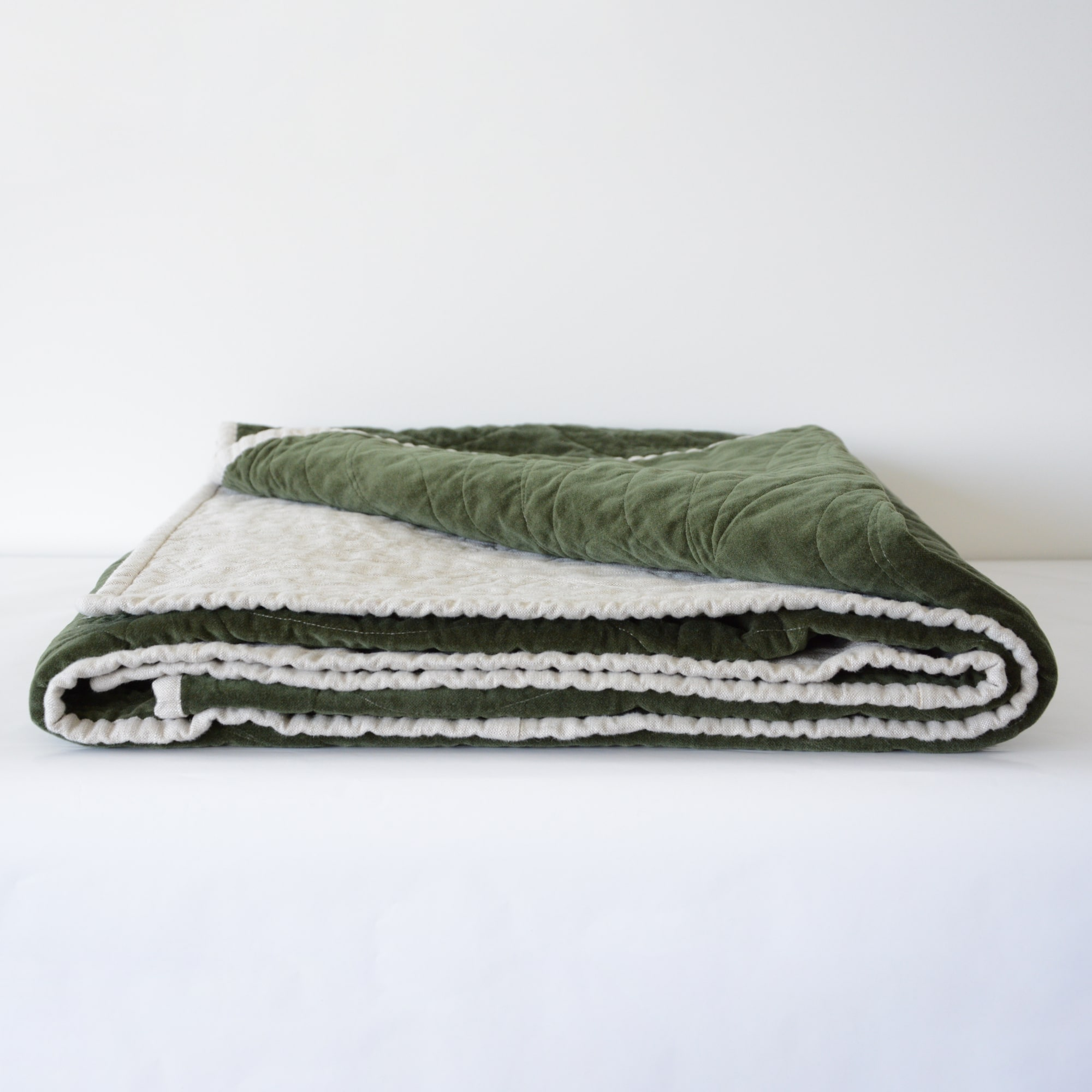 Quilt Mode folded throw from Monsoon Living Newcastle