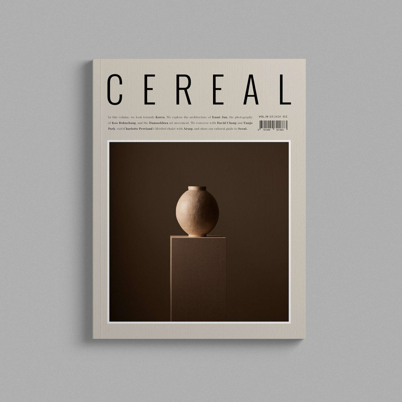 Cereal Magazine volume 19 from Monsoon Living Newcastle