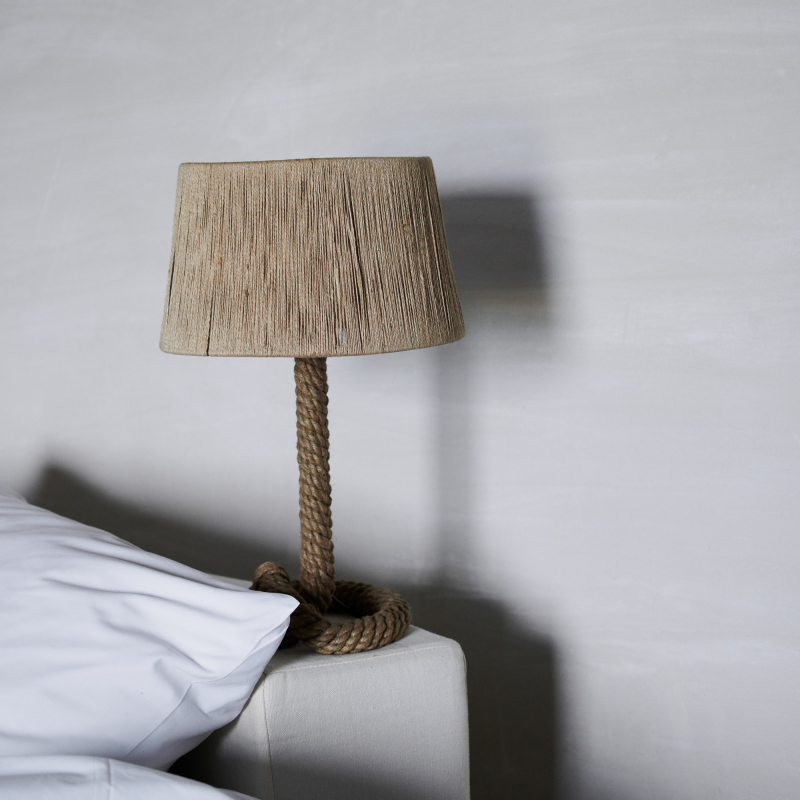 Shipwright Rope Desk Lamp from Monsoon Living Newcastle