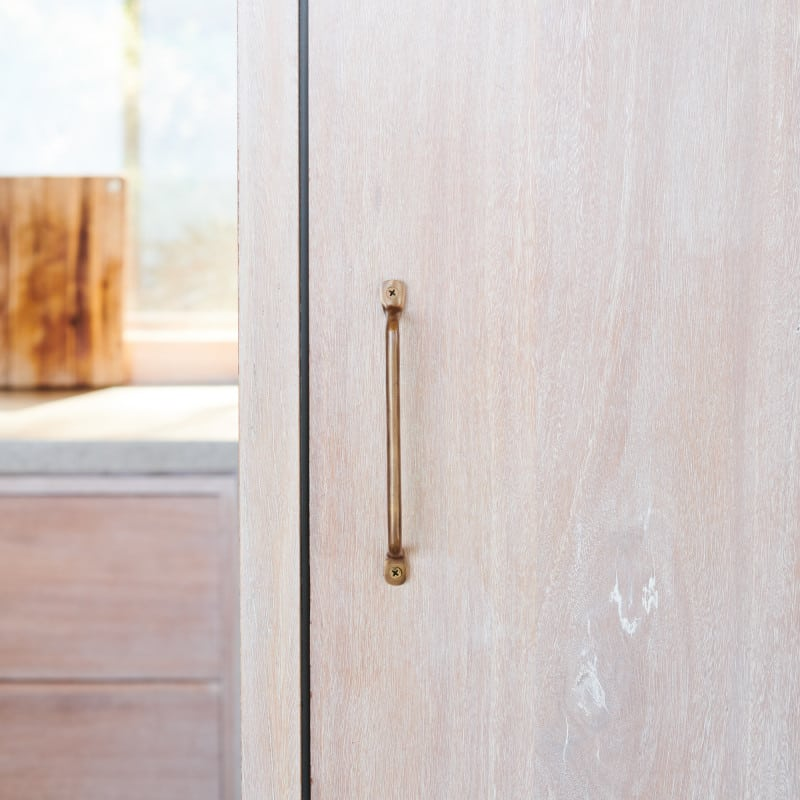 Brass drawer pull by Monsoon Living Newcastle