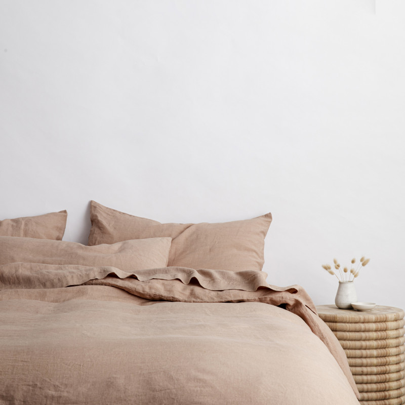 Fawn sheets from Monsoon Living Newcastle