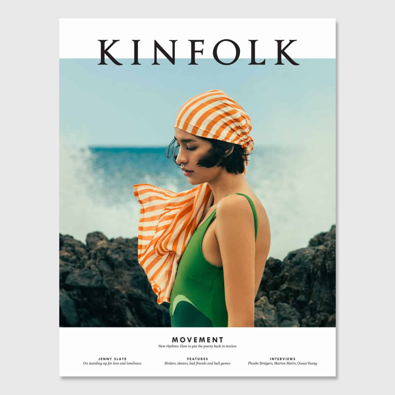 Kinfolk Magazine from Monsoon Living Newcastle