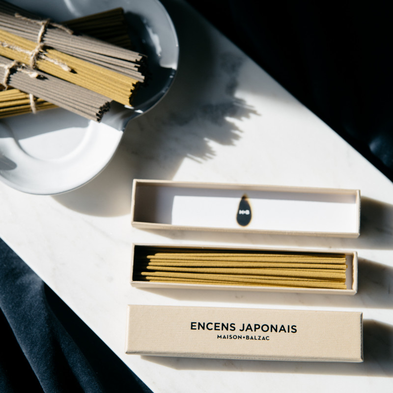 Maison Balzac incense from Monsoon Living Newcastle