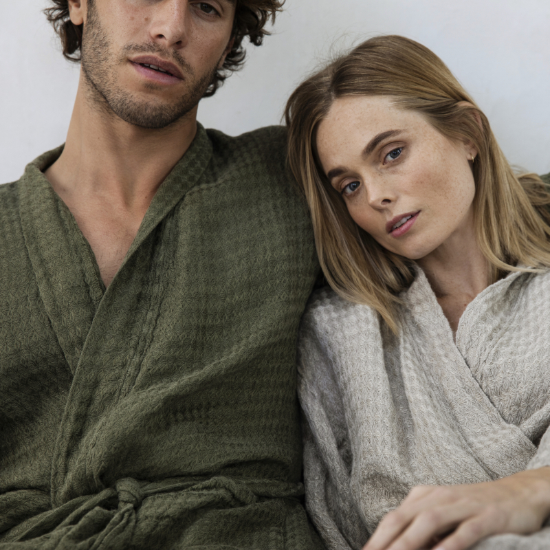 Linen Robes from Monsoon Living Newcastle