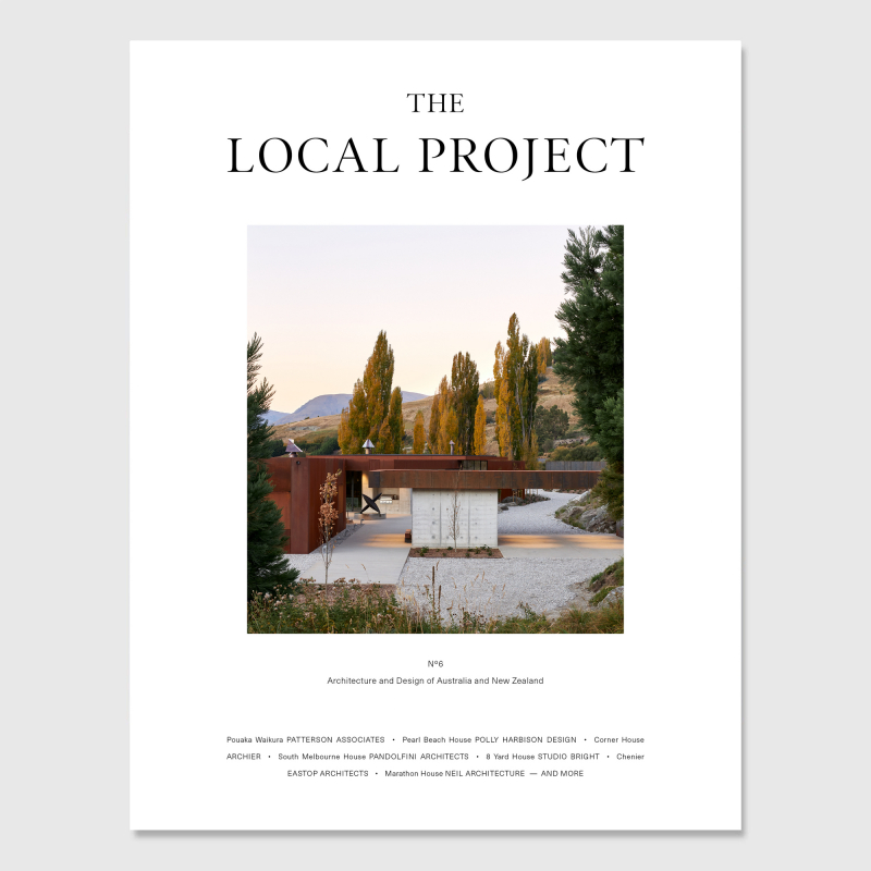 The Local Project Magazine from Monsoon Living, Newcastle