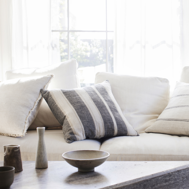 Linen Cushions by Monsoon Living, Newcastle
