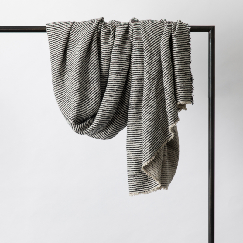 Cultiver Linen Throw from Monsoon Living, Newcastle