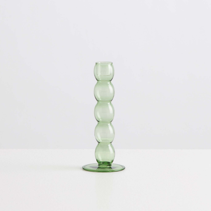 Glass Candlestick from Monsoon Living, Newcastle